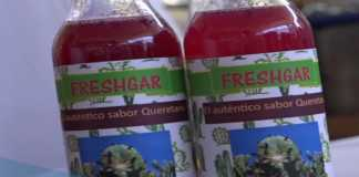 Refresco saludable de la UNAM