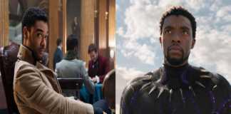 Regé-Jean Page y Black Panther