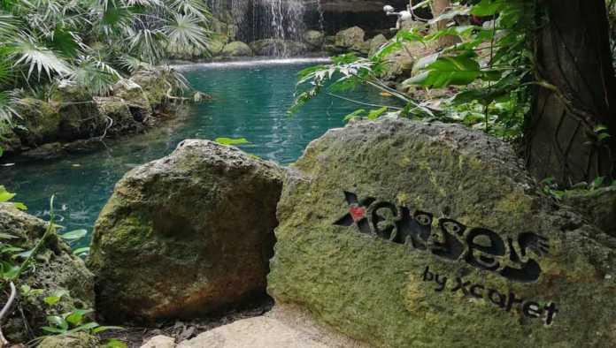 Parque Xenses en Xcaret