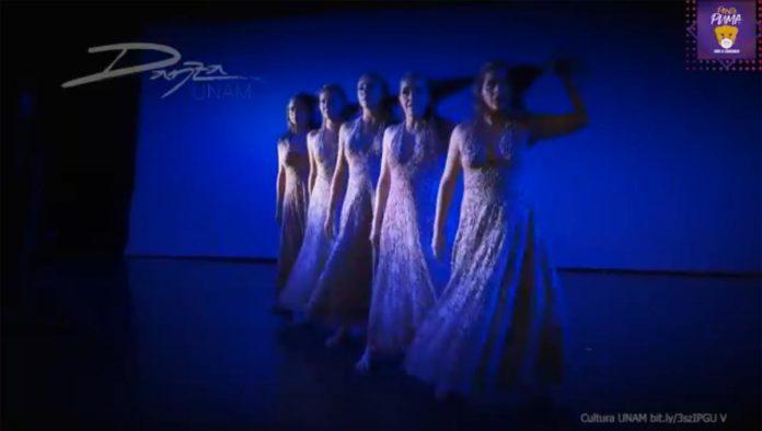 Urdimbre de Danza UNAM