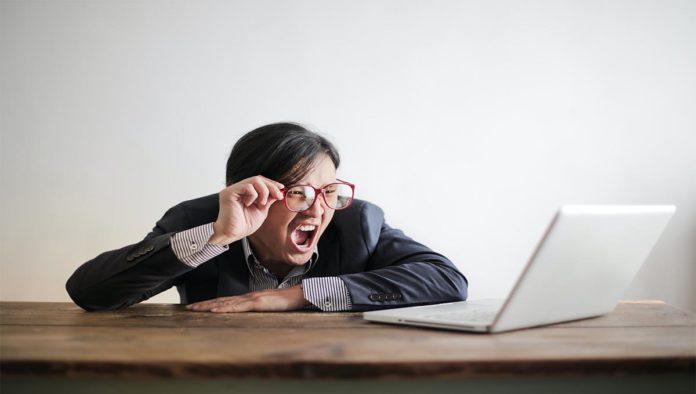 Persona ejemplifica violencia laboral