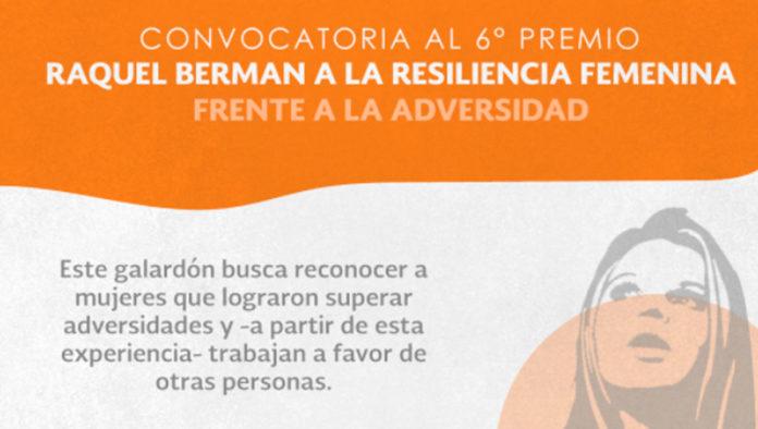 Premio Raquel Berman