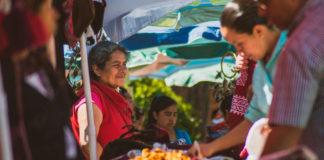 Mujeres Indígenas Oaxaca