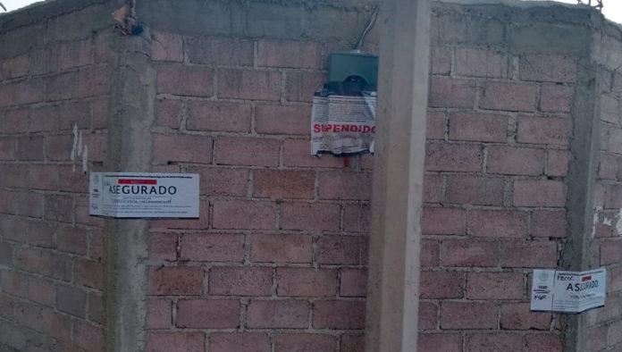 FGR asegura obras no autorizadas en Teotihuacán