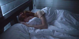 Actividad antes de dormir para mejorar el sueño