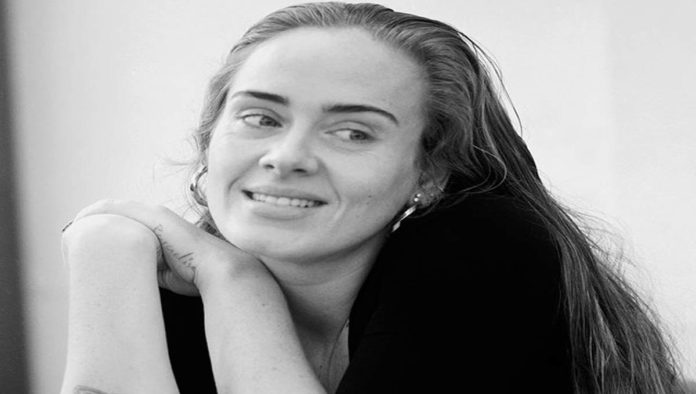 Adele en redes sociales