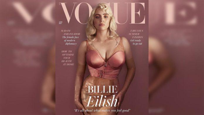 Portada de la revista Vogue