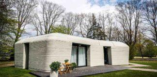 Casa hecha con impresora 3D