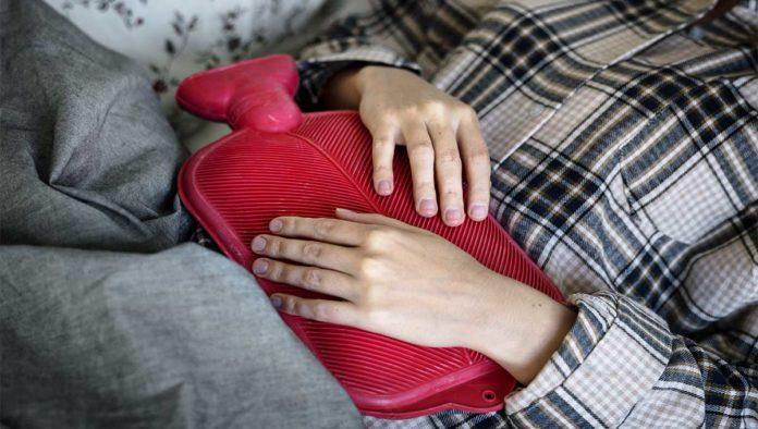 Calmar dolores de cólicos menstruales