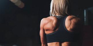 Ejercicios para tonificar espalda