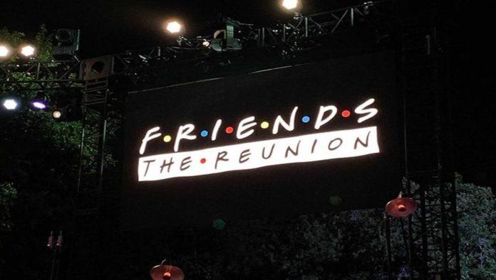 Reunión de Friends
