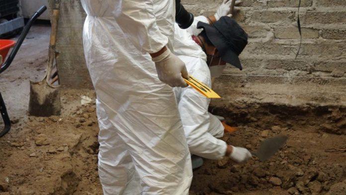 Fiscalía del Edomex localiza restos de 19 víctimas en casa de feminicida de Atizapán