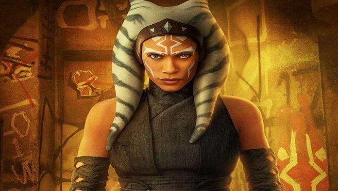 Una de las heroínas de Star Wars