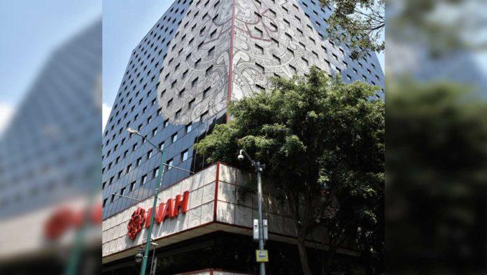 Edificio del INAH