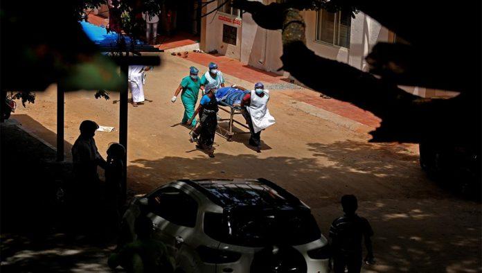 Pandemia de COVID-19 en India
