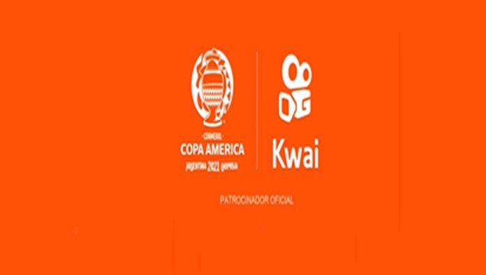 Kwai, app patrocinadora de la Copa América
