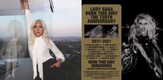 """Lady Gaga festeja 10 años de """"Born this way"""" con covers de artistas LGBTQIA+"""