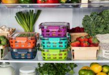 Cómo almacenar alimentos