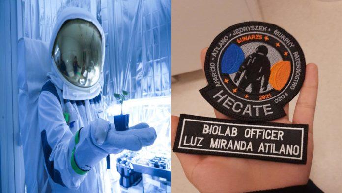 Miranda Atilano astronauta