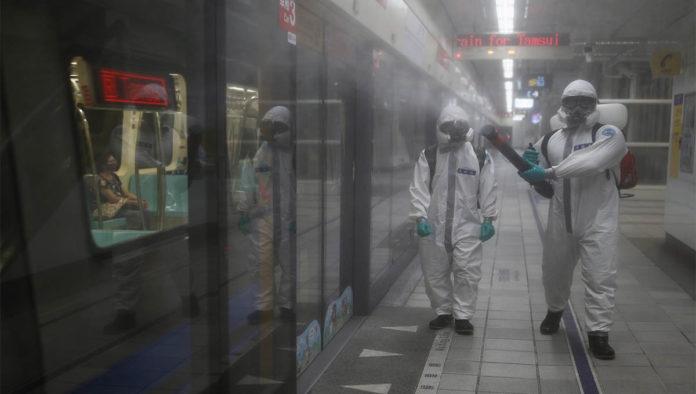 Salió de un laboratorio de Wuhan