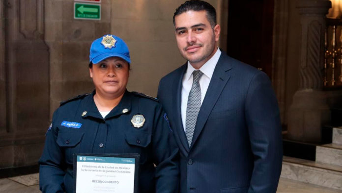 Policía-CDMX-reconocimiento