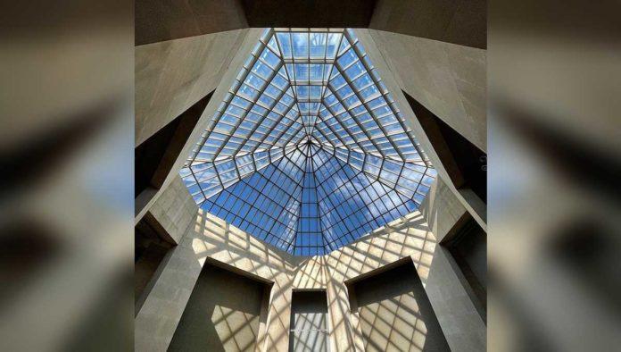 Interior del MET Gala