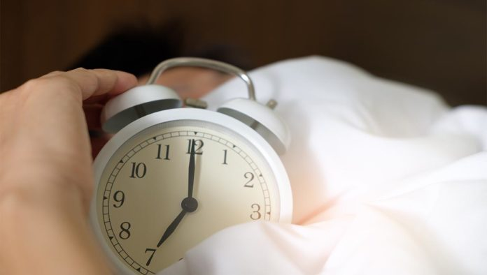 despertador para iniciar el día