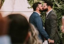 Una de las uniones homosexuales permitidas