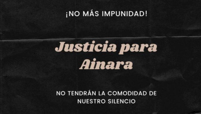 Ainara Suárez pide justicia tras detención de YosStop