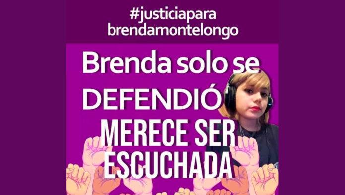 Exigen liberación de Brenda Montelongo, presa por defenderse y evitar ser víctima de feminicidio