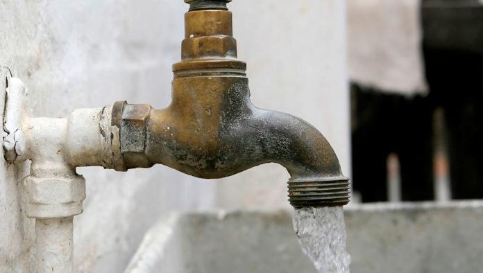 Reducción suministro de agua cutzamala