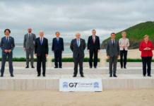 G7 donará mil millones de vacunas contra Covid-19 a países pobres