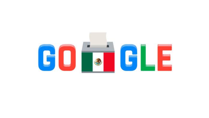 Google se une a elecciones en México con doodle