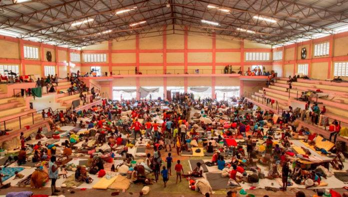 Desplazados Haití violencia