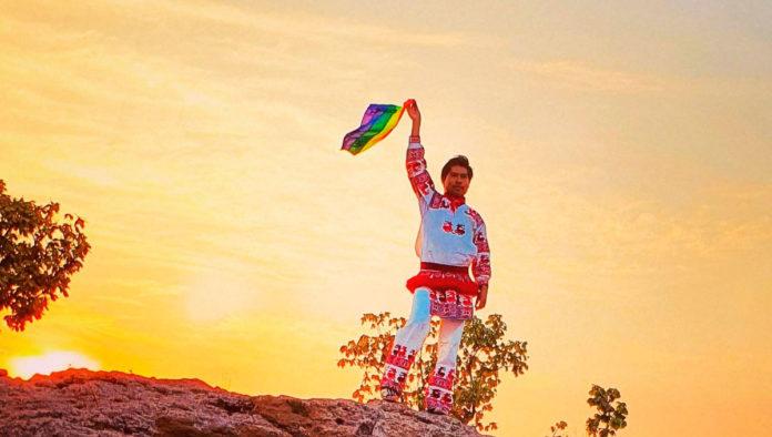 Jobis Shosho visibiliza a la comunidad LGBT indígena a través de YouTube