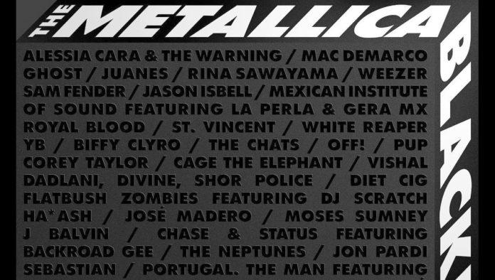 Ha-Ash, Mon Laferte, St. Vincent son algunas de las mujeres invitadas a la reedición del Black Album de Metallica