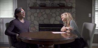 Keith Raniere y Allison Mack