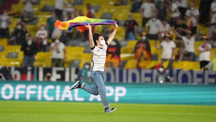 Bandera LGBTI+