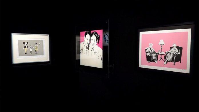 Exposición de Banksy