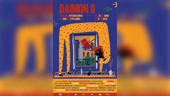 Póster de Daimon II