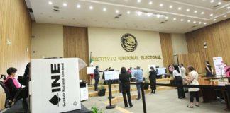 Denuncia delitos electorales