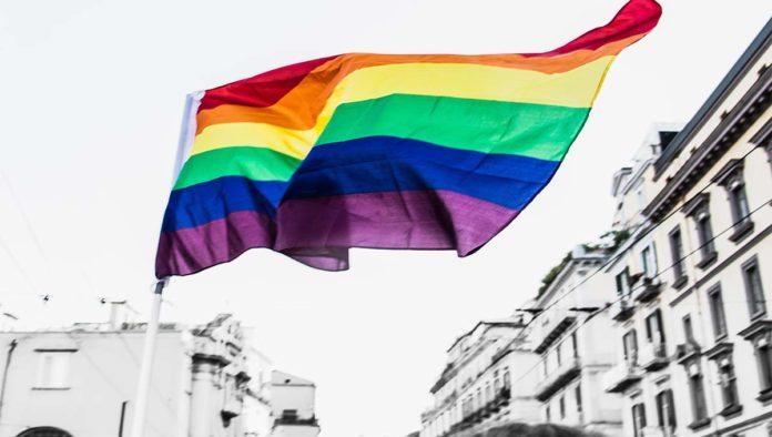 Bandera orgullo LGBTI