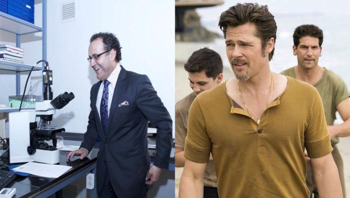 Dr. Q y Brad Pitt