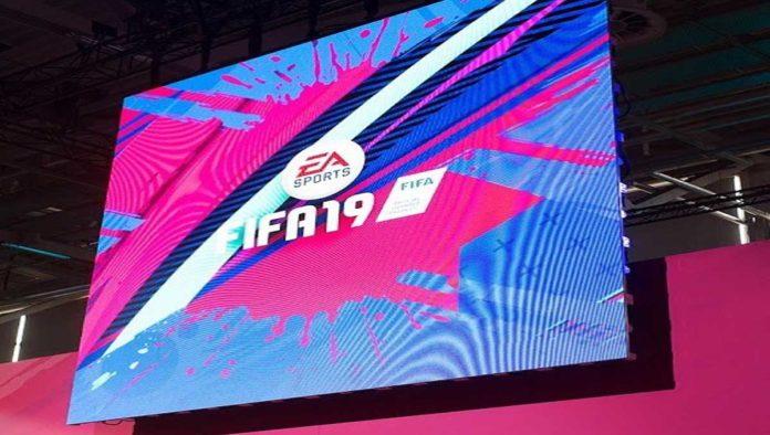 Logo de EA Sports