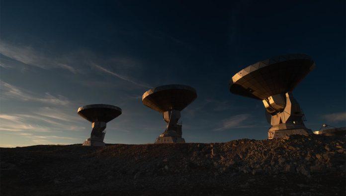 Antenas aliens