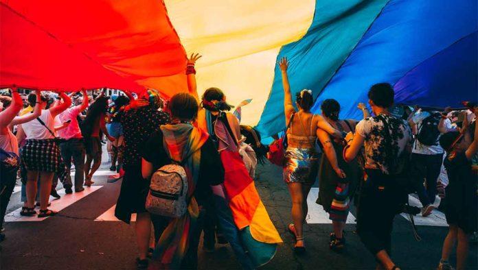 Marcha del orgullo LGBTI+