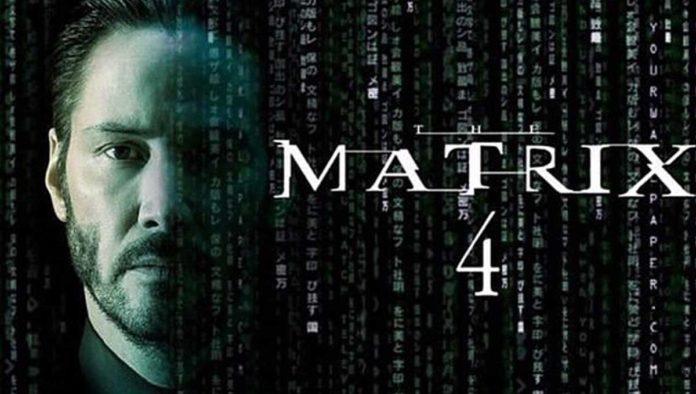 Póster de Matrix 4
