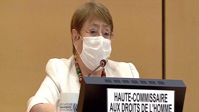 Michelle Bachelet denuncia ejecuciones en Afganistán