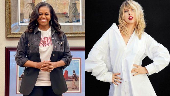 Michelle Obama y Taylor Swift ganan en The Gracie Awards