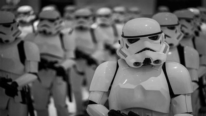 Soldados de Star Wars